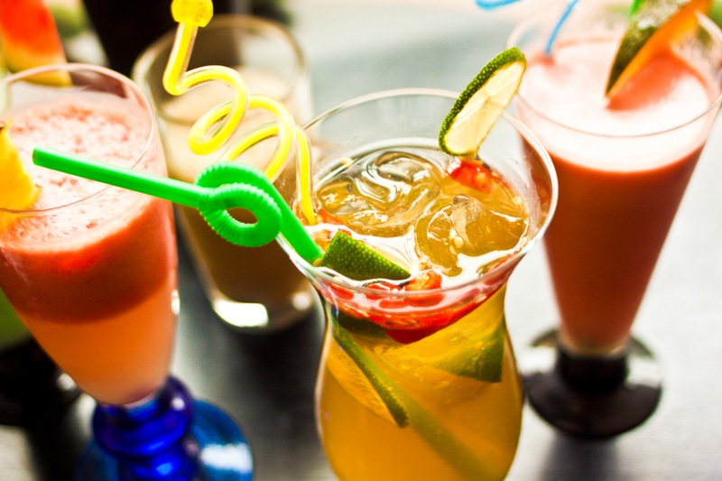 đồ uống (hình minh hoạ)