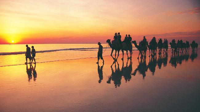Broome thành phố du lịch mùa khô ở Úc