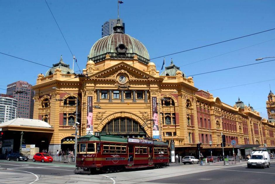 Vé máy bay đi Melbourne giá rẻ