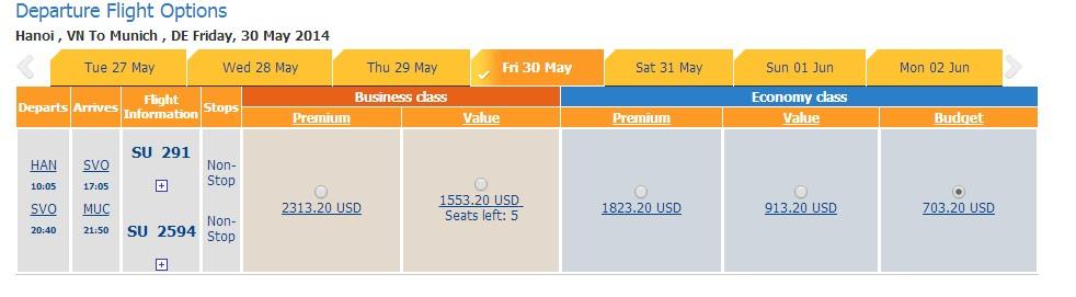 Vé máy bay đi Munich giá rẻ