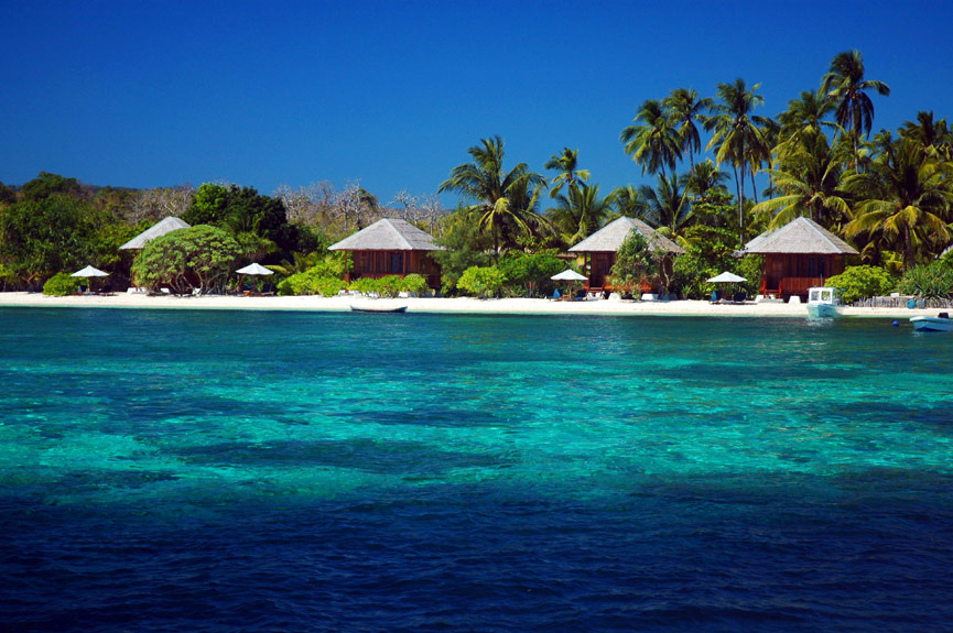Vé máy bay Hồ Chí Minh đi Indonesia giá rẻ