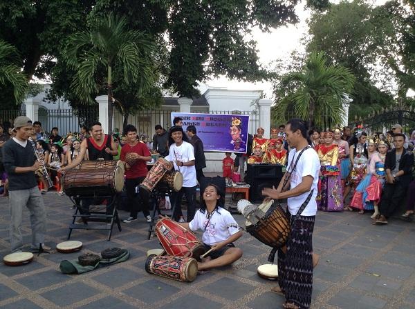 Khám phá Yogykarta cố đô của Indonesia