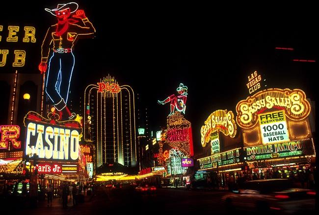 Casino ở Las Vegas
