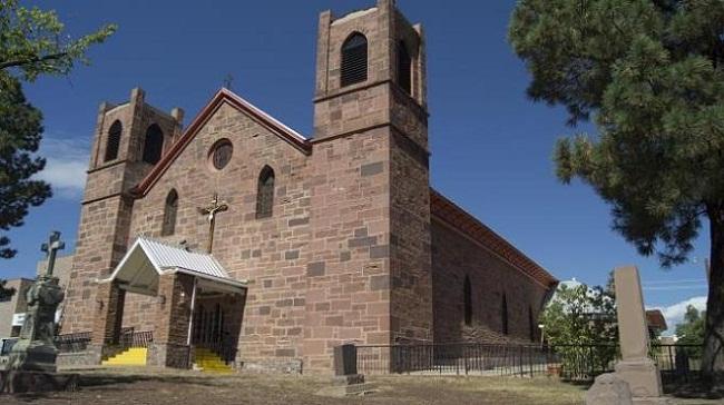 Một trong những nhà thờ ở Las Vegas