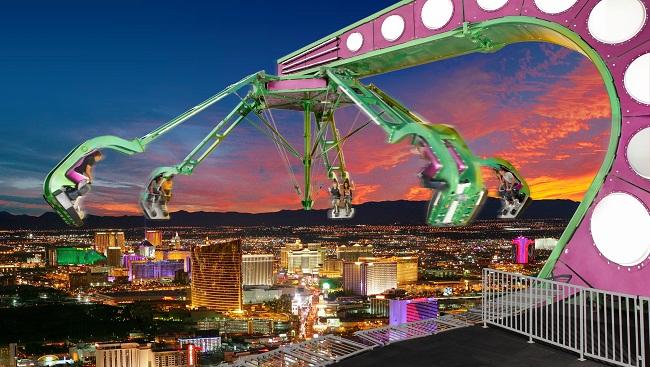 Một trong những trò giải trí ở Las Vegas