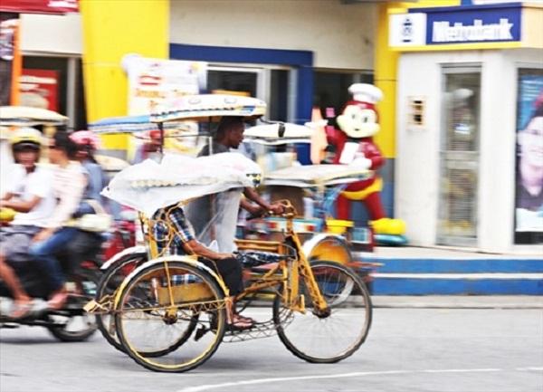 xe Pedicab (Xe xích lô)