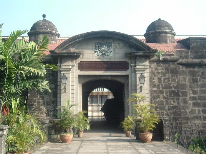 Nét đặc sắc thành cổ Intramuros
