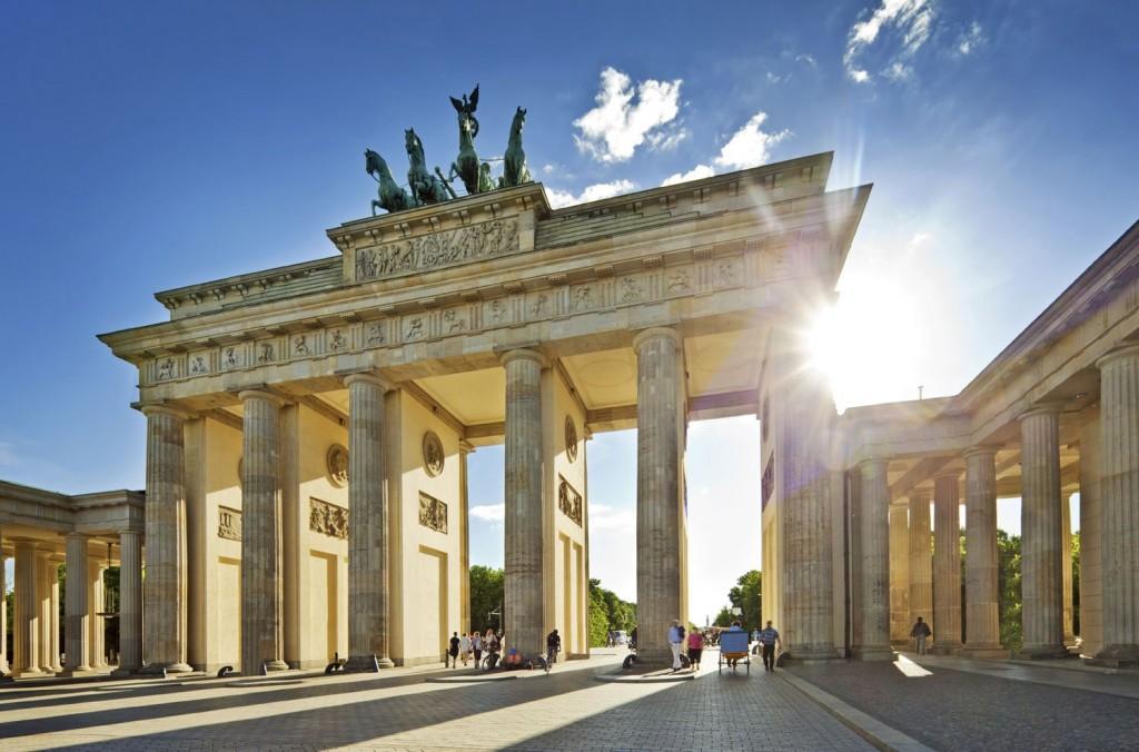 Brandenburger Tor - Cánh cổng vào nước Đức, biểu tượng của Berlin
