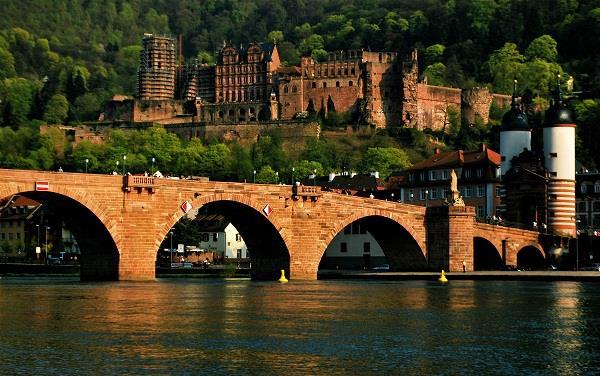 Thành cổ Heidelberg