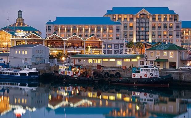 Cape Town đẹp