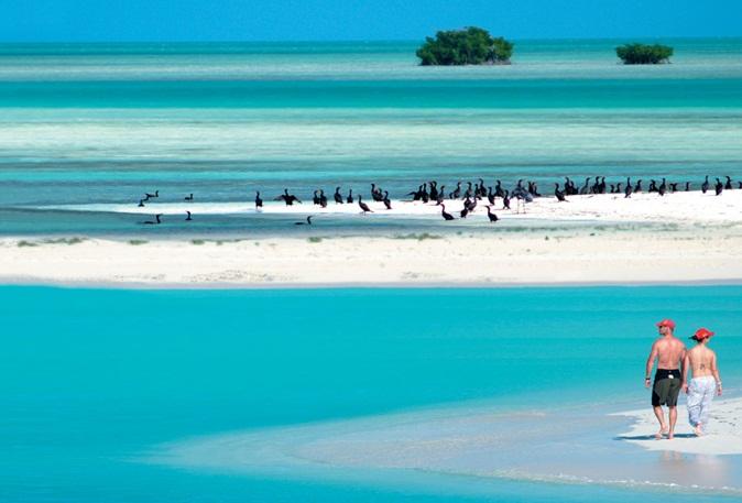bãi biển cayo coco