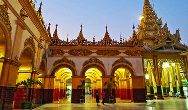 chùa Maha Muni