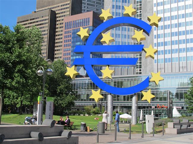 ngôi nhà của European Central Bank