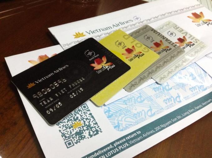 Thẻ hội viên Bông sen vàng