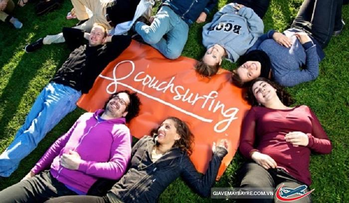 ngu nho Couchsurfing
