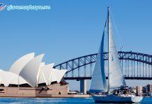 Nước Úc xinh đẹp