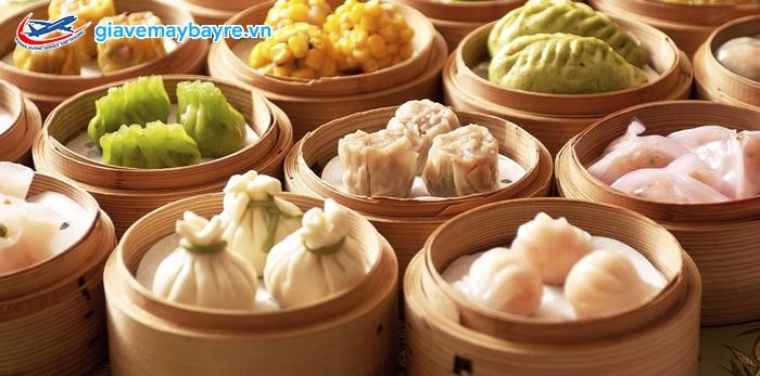 Đừng bỏ qua ẩm thực ở Hương Cảng