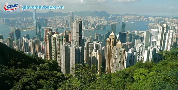 Không nhất thiết phải ngắm nhìn thành phố từ trên cao