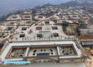 Ngôi làng cổ Trung Quốc
