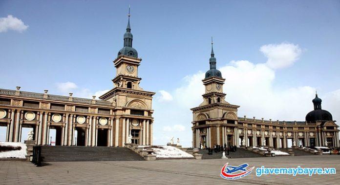 Thành phố Cáp Nhĩ Tân