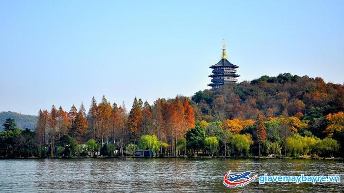 Hồ Tây, hồ đẹp nhất Trung Quốc