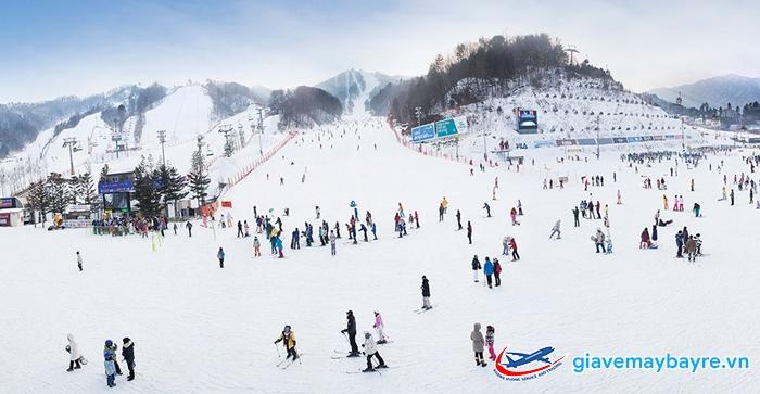 Khu trượt tuyết Yabulin