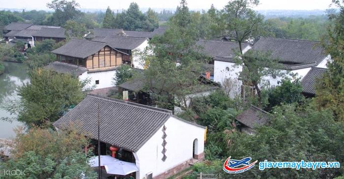 Nét cổ xưa còn sót lại ở đầm lầy quốc gia Xixi