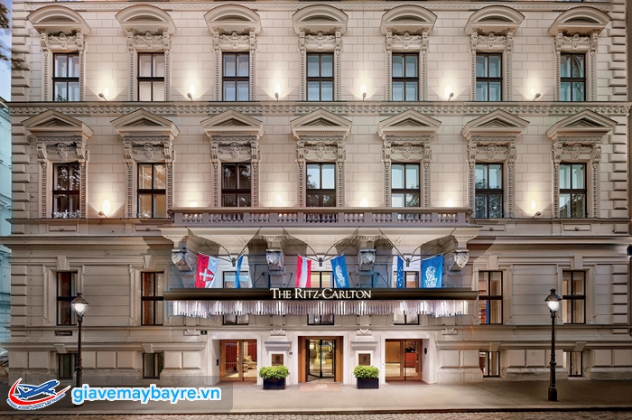 The Ritz-Carlton, Vienna - một trong những khách sạn 5 sao tốt nhất ở Vienna