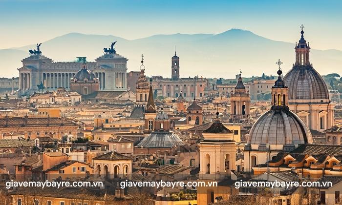 Bạn có thể đến Rome quanh năm
