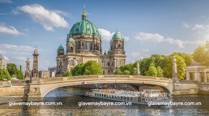 Mỗi mùa ở Berlin lại có những vẻ đẹp khác nhau
