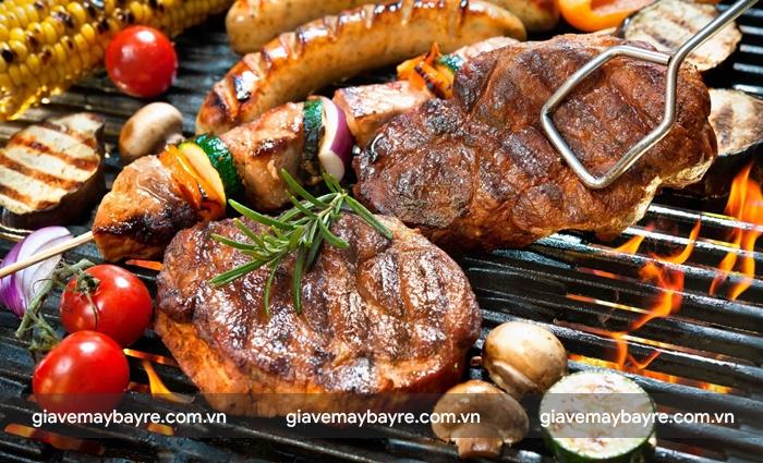 Thịt nướng BBQ đã nổi tiếng trên toàn thế giới